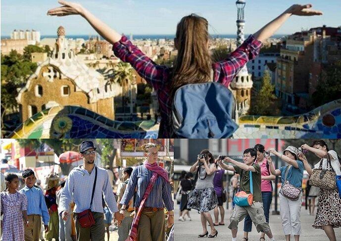 محبوب ترین و منفورترین گردشگران جهان کدام اند؟