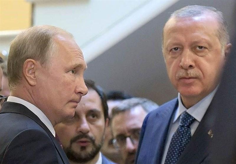 سوریه و همکاری های نظامی، محور مذاکرات امروز پوتین-اردوغان