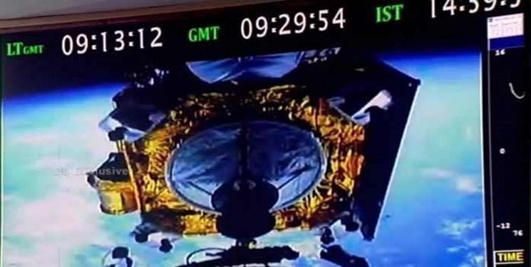 سازمان فضایی هند: 90 درصد مأموریت ماه انجام شد