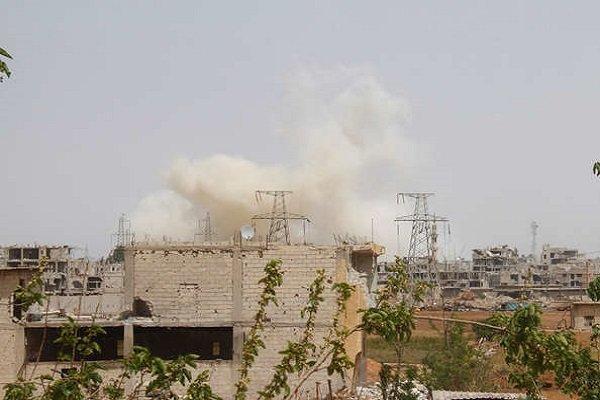 وقوع انفجار در حومه حماه سوریه، کشته شدن چند غیرنظامی