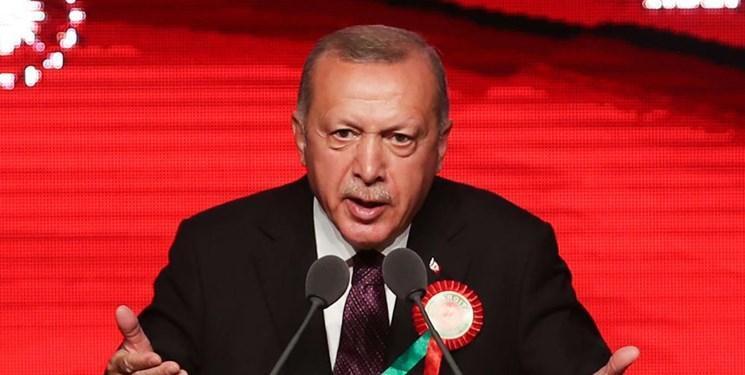 هشدار مجدد اردوغان درباره منطقه امن، تصمیمات مهمی در نشست سه جانبه گرفتیم