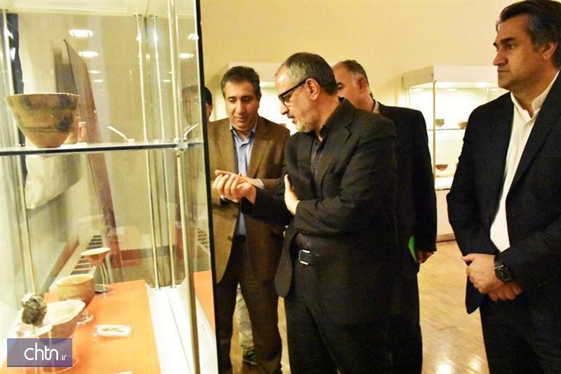 نمایشگاه تهران باستان، از دشت تا کوهپایه در موزه ملی ایران افتتاح شد