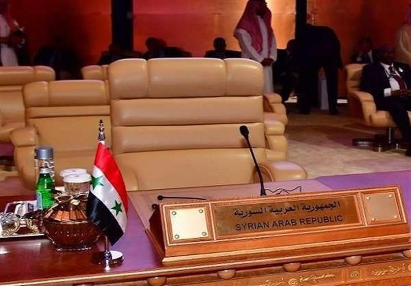 عراق خواهان بازگشت سوریه به اتحادیه عرب شد
