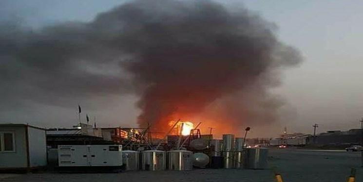 انفجار در پایتخت عراق بر اثر نشت گاز