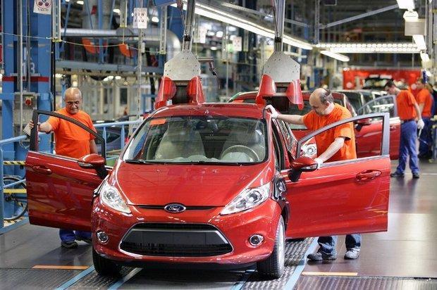 شرکت فورد 1.4 میلیون خودرو را فراخوان زد