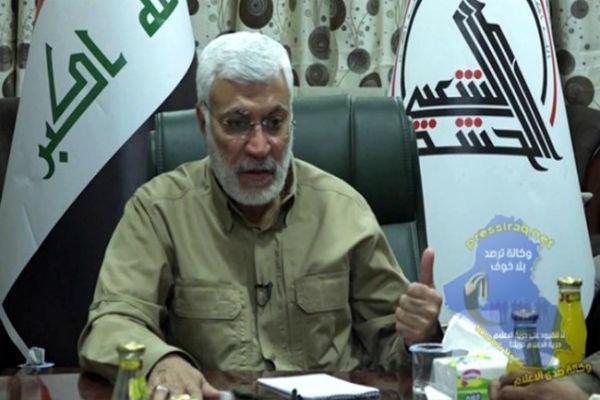 حشد شعبی خواستارحمایت از عبدالمهدی برای تحقق مطالبات مردم عراق شد