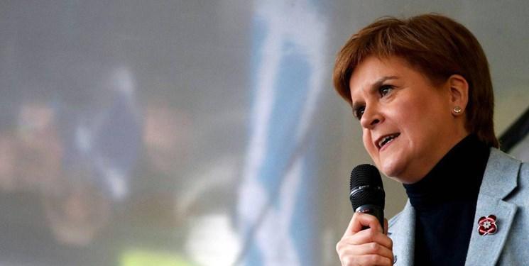 استرجئون: استقلال اسکاتلند نزدیک است