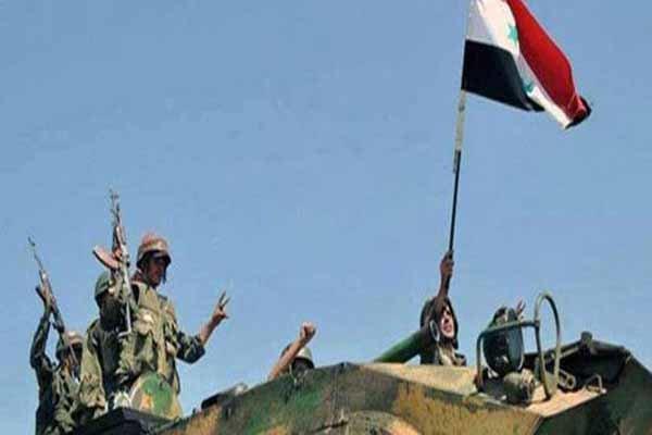 تسلط ارتش سوریه بر یک میدان نفتی در الحسکه