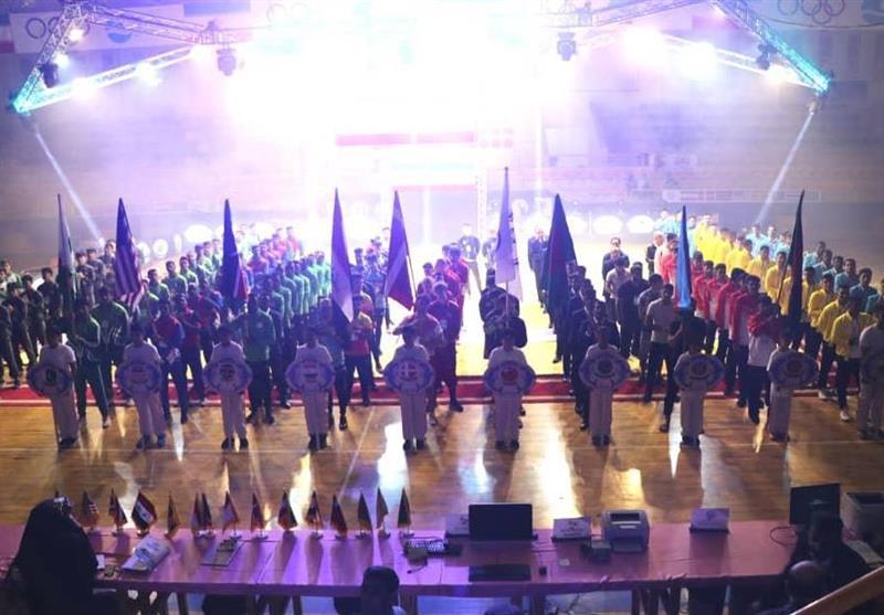 کبدی جوانان جهان، برگزاری افتتاحیه نخستین دوره رقابت های کبدی جوانان جهان در کیش