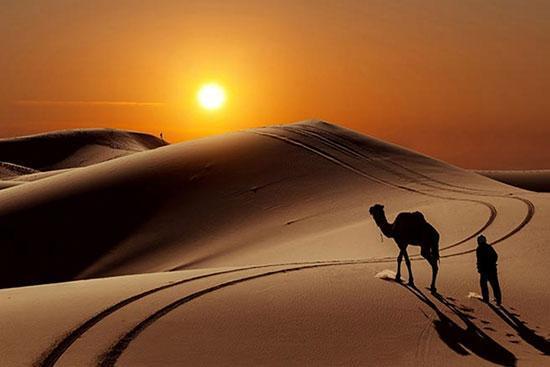کویر خارتوران؛ به آفریقای ایران خوش آمدید