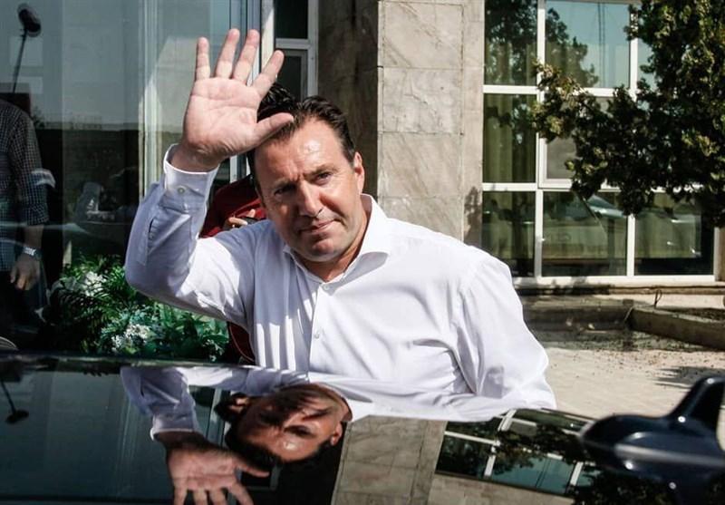 فسخ قرارداد فدراسیون فوتبال با ویلموتس، بدون ادعا و بدون غرامت