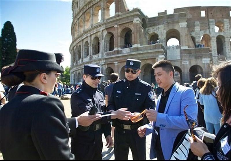 صادرات پلیس چینی به سرزمین مارکو پولو