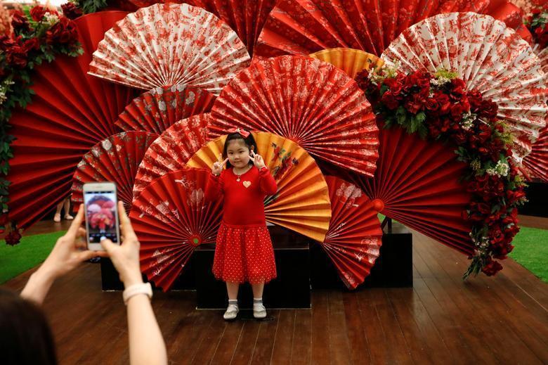 جشن سال نو قمری چینی در سراسر دنیا (