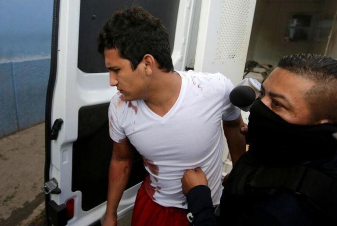 شورش خونبار زندانیان ال پورونیور هندوراس ، 36 تن کشته شدند