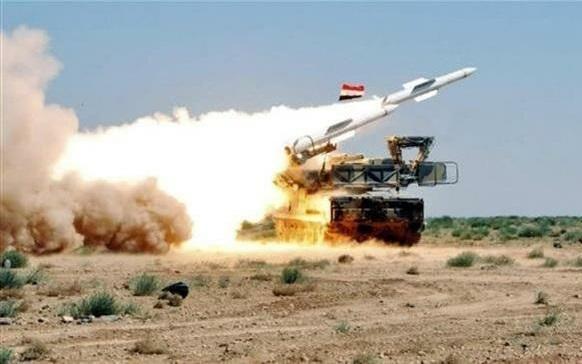 حمله پهپادی تروریست ها به شمال غربی سوریه دفع شد