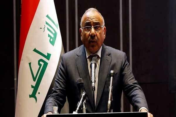 عادل عبدالمهدی 3 روز عزای عمومی در عراق اعلام نمود