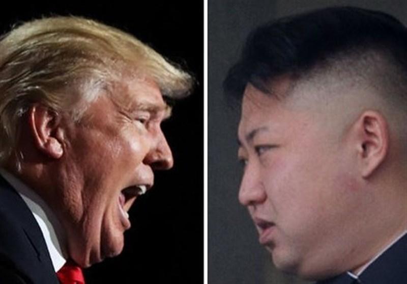توپی که رهبر کره شمالی در زمین ترامپ انداخت