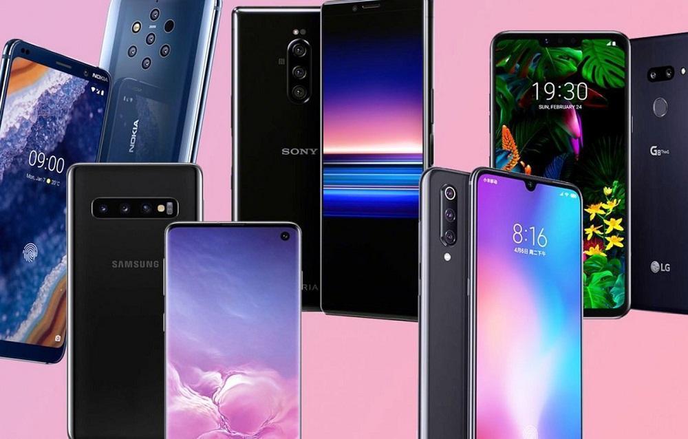 پرفروش ترین گوشی های تلفن همراه در بازار