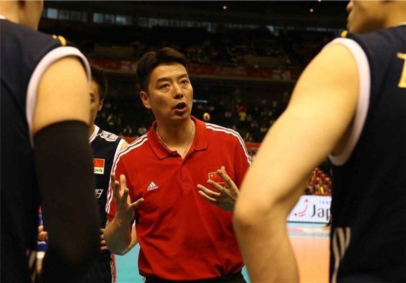 گوچن: سطح والیبال چین به اندازه ایران بالا نیست