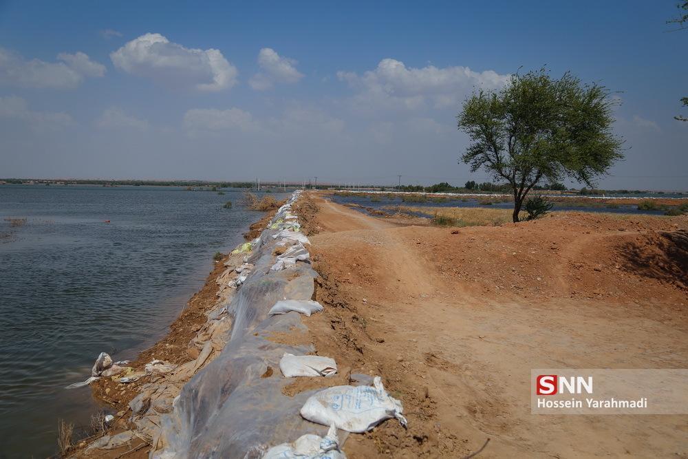 احتمال طغیان رودخانه ها ، کاهش باران در تهران