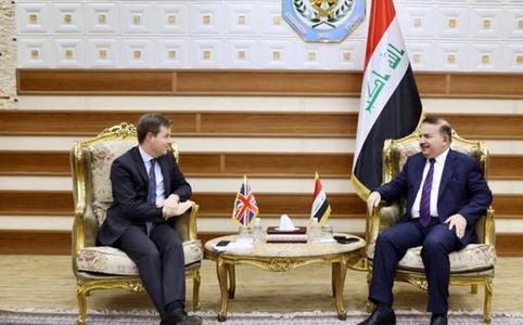 درخواست انگلیس از عراق برای بازنگری در طرح اخراج آمریکایی ها