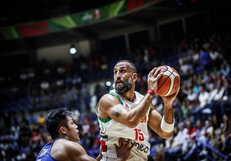 لبنان حریف ایران در یک چهارم نهایی شد