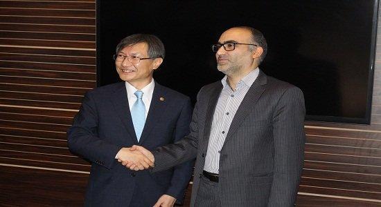 جلسه کارگروه اجرایی تفاهم نامه مشترک ایران و کره جنوبی برگزار گردید