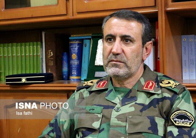 فرمانده انتظامی استان: 6هزار نیروی تامین امنیت انتخابات کهگیلویه و بویراحمد را برعهده دارند