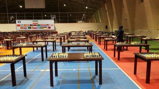 کرونا رقابت های شطرنج جام کارون را لغو کرد