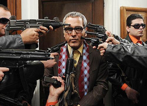 سیما 3 ، پخش روزانه سریال های طنز