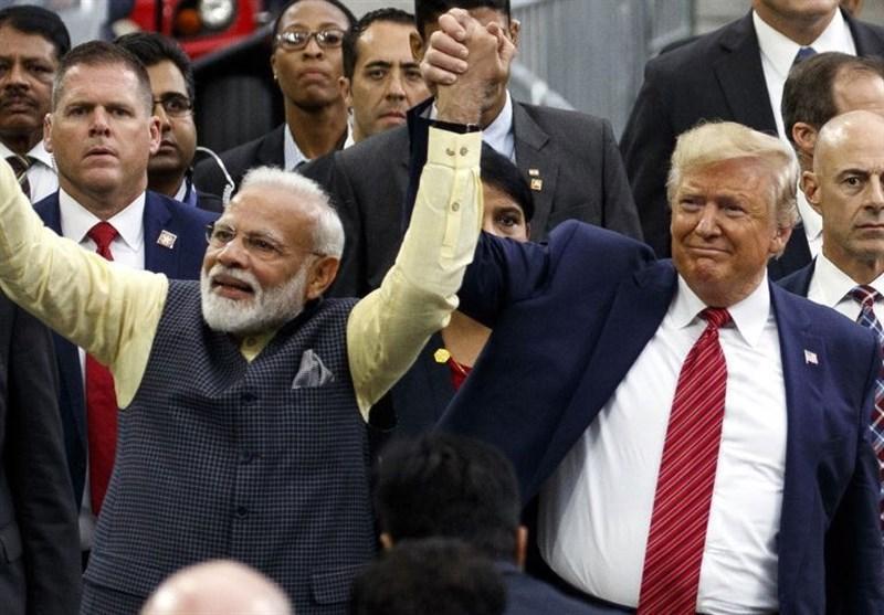 ادامه تناقض گویی های ترامپ در هند؛ از امضا معاهده دفاعی با دهلی نو تا تمجید از پاکستان