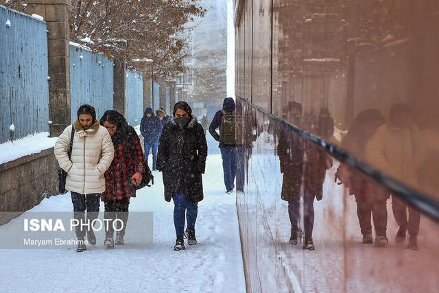 ورود سامانه بارشی جدید به آذربایجان شرقی از روز شنبه