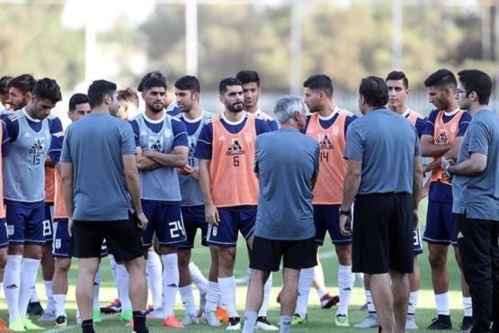 اردوی تیم ملی در نوروز لغو شد، احتمال لغو بازی محبت آمیز با عمان