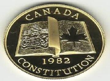 قانون اساسی کانادا