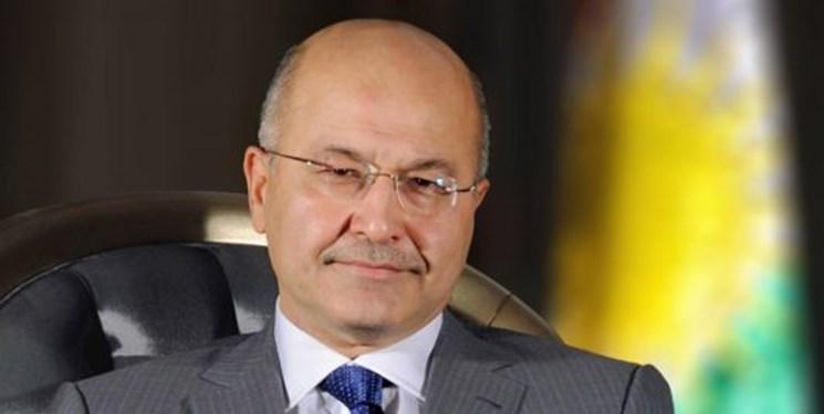 کارشناس حقوقی عراق: احتمال واگذاری اختیارات نخست وزیری به برهم صالح قوت گرفت