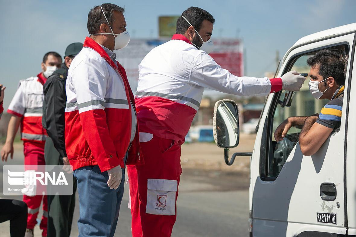 خبرنگاران 282هزار نفر در ورودی شهرهای لرستان غربالگری سلامت شدند