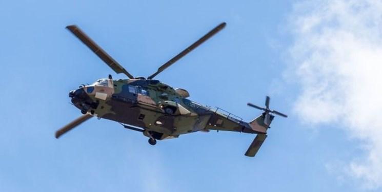 سقوط بالگرد آمریکایی بلک هاوک ارتش مکزیک با 1 کشته و 10 زخمی