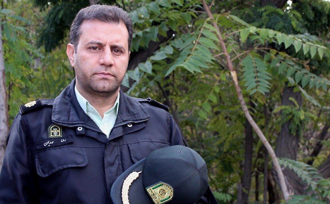 خبرنگاران یگان حفاظت منابع طبیعی زنجان شبانه روز فعال است