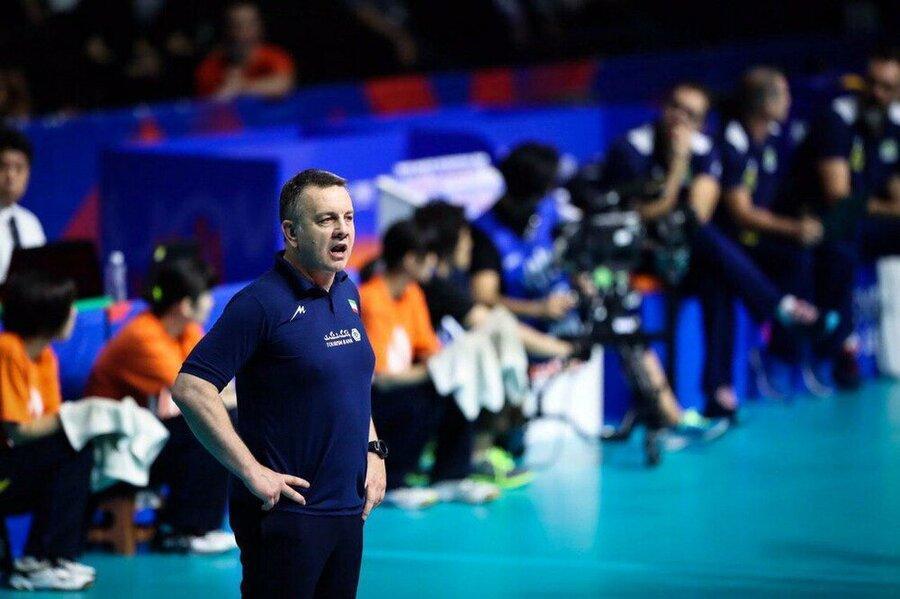 پیامد کرونا ، جدایی ایگور کولاکوویچ از تیم ملی والیبال