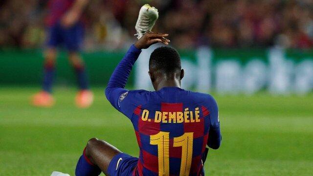 بارسلونا رقم فروش دمبله را گفت