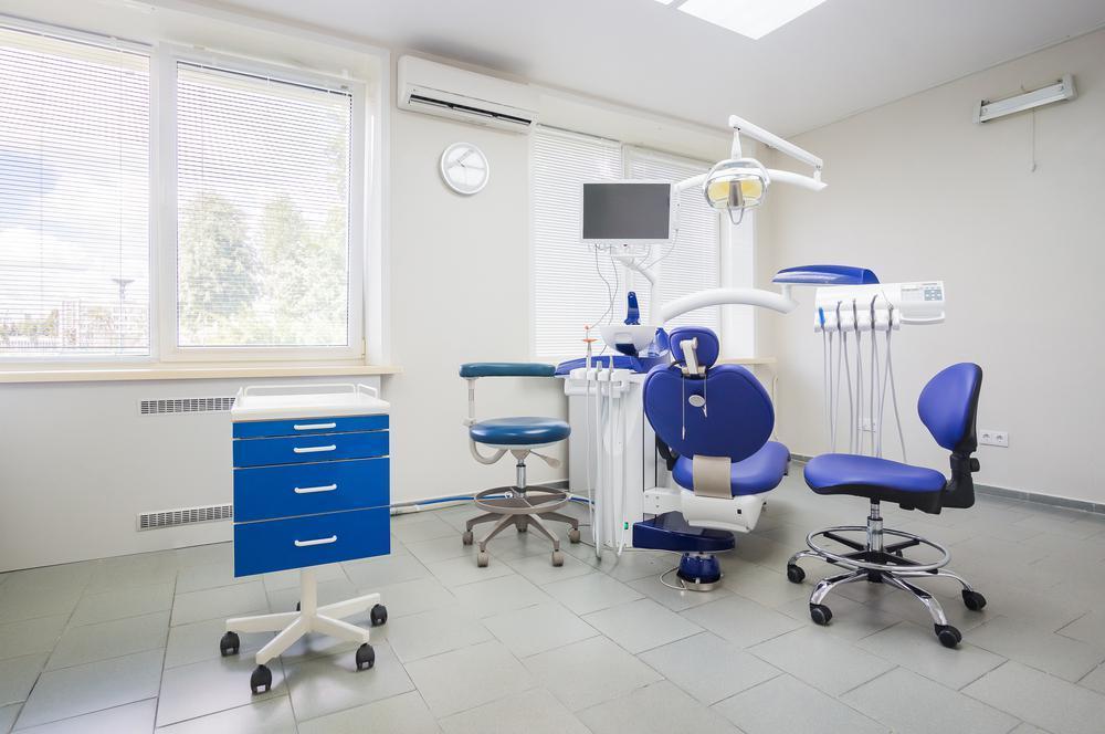 بازسازی مطب دندانپزشکی