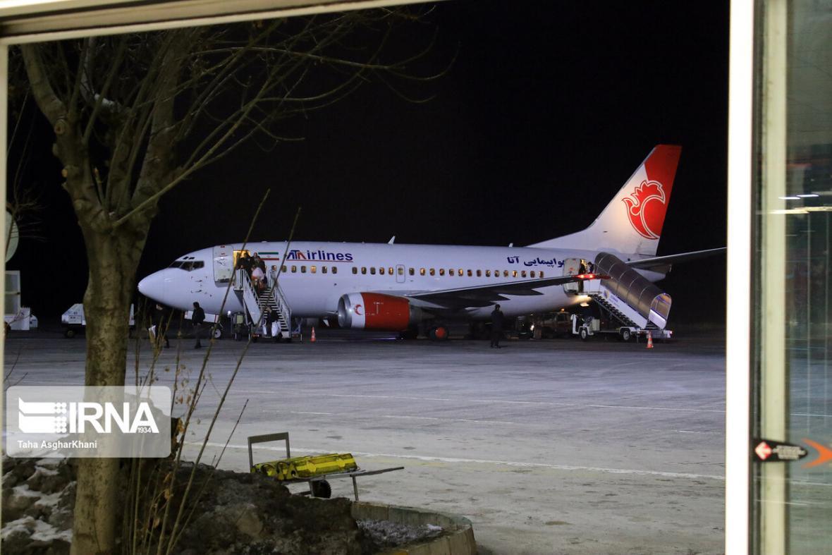خبرنگاران کاهش 71 درصدی تردد مسافران نوروزی فرودگاه ارومیه