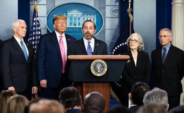 افشاگری نیویورک تایمز و واشنگتن پست علیه ترامپ