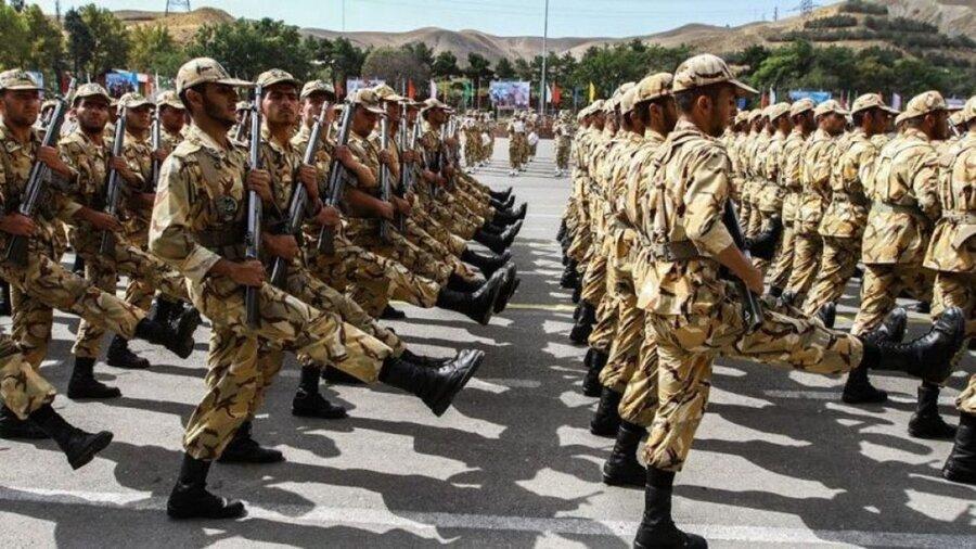 خبر خوش برای سربازان اعزامی اردیبهشت ماه ، طول دوره آموزش نظامی کوتاه شد؟