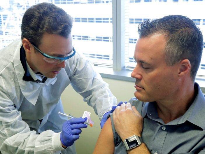 کارآزمایی بالینی واکسن کرونای جانسون اند جانسون دو ماه زودتر آغاز می گردد