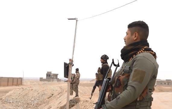 عملیات حشدالشعبی در الانبار آغاز شد
