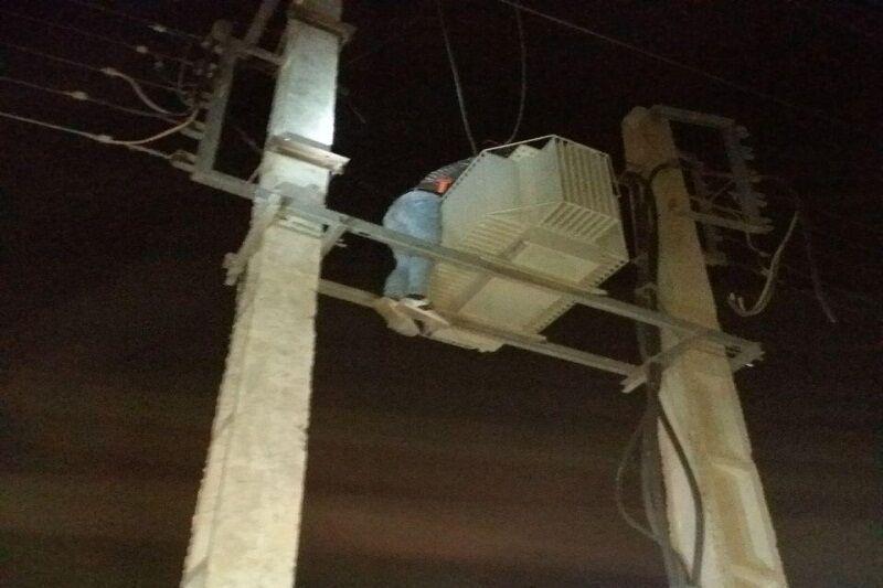 خبرنگاران برق فشار قوی، جان جوان 30 ساله بوکانی را گرفت