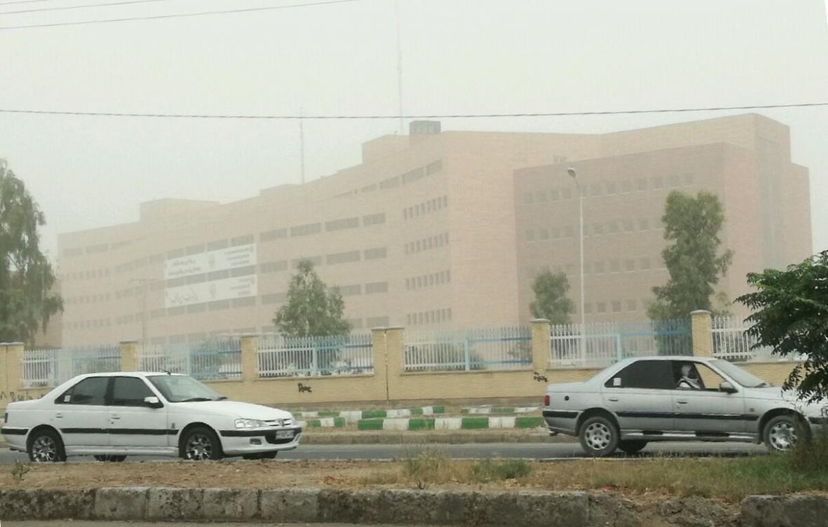 خبرنگاران گرد و غبار پدیده غالب هوای خراسان شمالی در پایان هفته