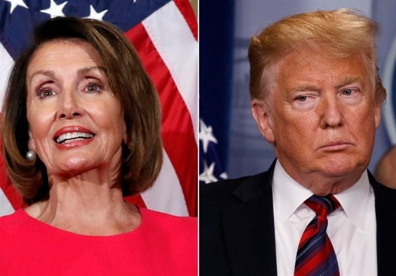 نانسی پلوسی: ترامپ از کاخ سفید رفتنی است