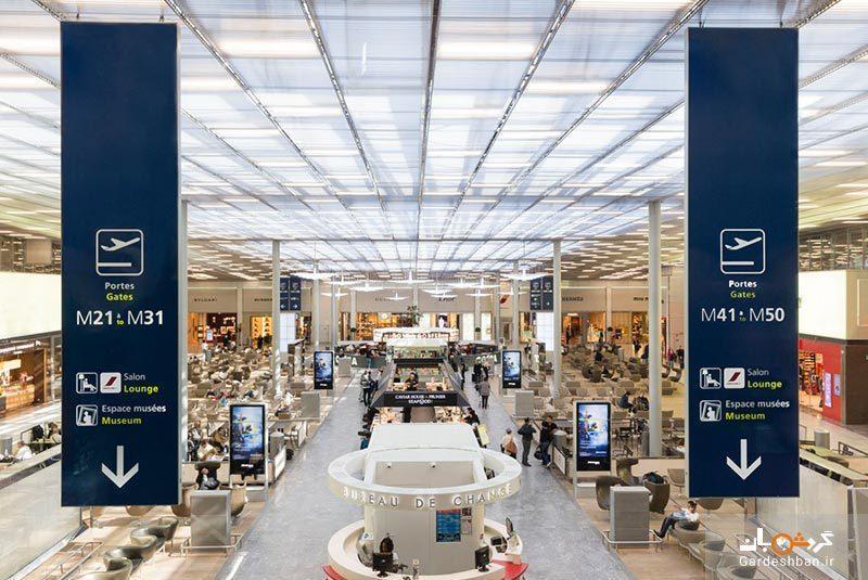 با سه فرودگاه اصلی پاریس آشنا شوید
